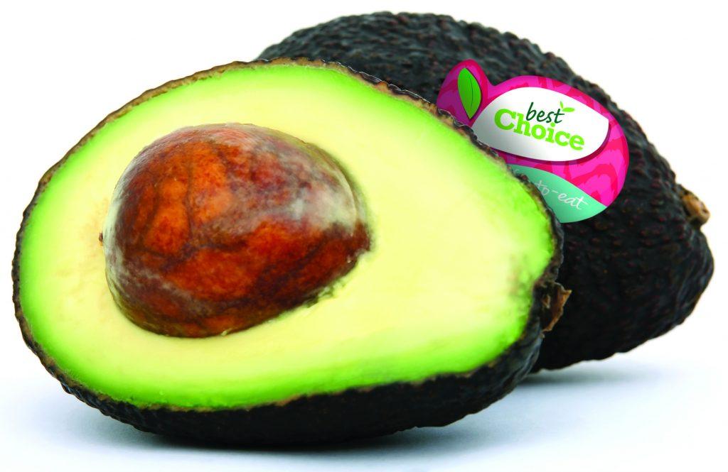 BELGIUM ntw SPECIAL FRUIT avocado label