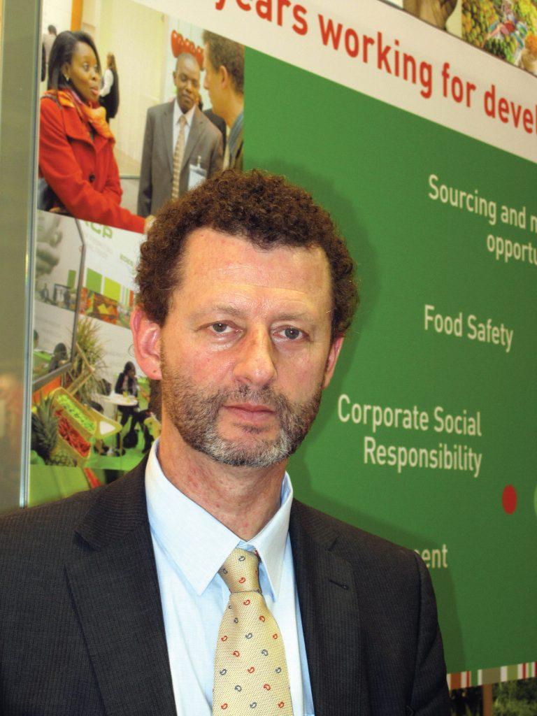 BIO sustainability COLEACP ntw Guy Stinglhamber