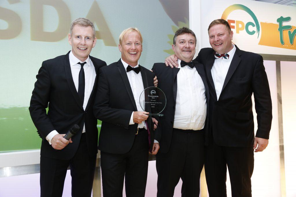 ASDA Multiple Retailer of the Year