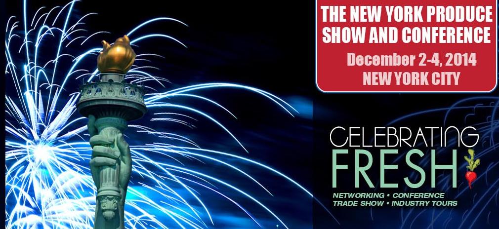 2014 New York Produce Show