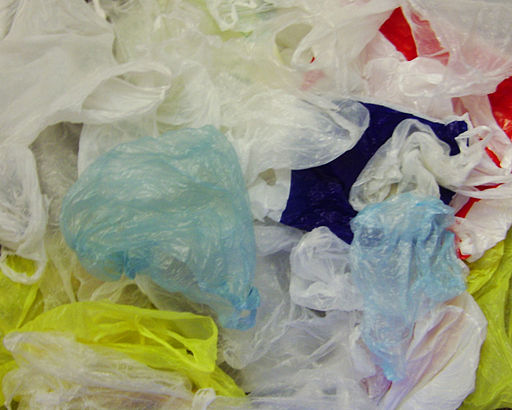 Draft rules requiring EU countries to cut use of the most polluting plastic bags will be put to a vote in Strasbourg today
