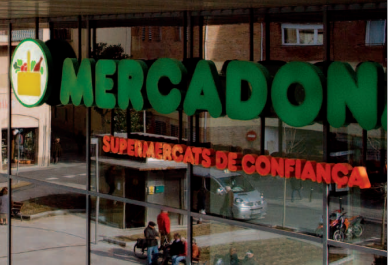 Turnover for family-owned supermarket chain Mercadona – by far the leader in Spain's grocery market – rose 2% last year to reach €20.16 billion, its annual report shows.