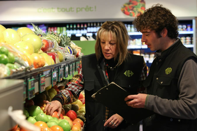 France's Carrefour has reported organic sales growth of 3.2% for the first quarter of 2015 with total sales of €21 billion.