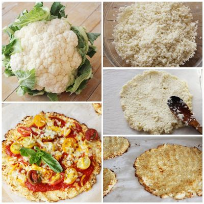 Take advantage of cauliflower quickly and easily with these food ideas from Spain's 5 al día featuring cauliflower as the main ingredient.
