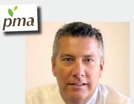 PMA chairman Kevin Fiori explains the reasons behind marketing fruit and vegetables to young people as cool and convenient and 'one big iconic brand' .