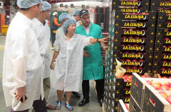 The Chinese province of Fujian and Catalonia to collaborate on agri-food matters.