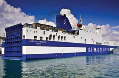 In February 2015, the Grimaldi Group shipping company launched a new direct maritime service between Civitavecchia and the North American Ports of Baltimore and Halifax for the transport of cars and other rolling cargo.
