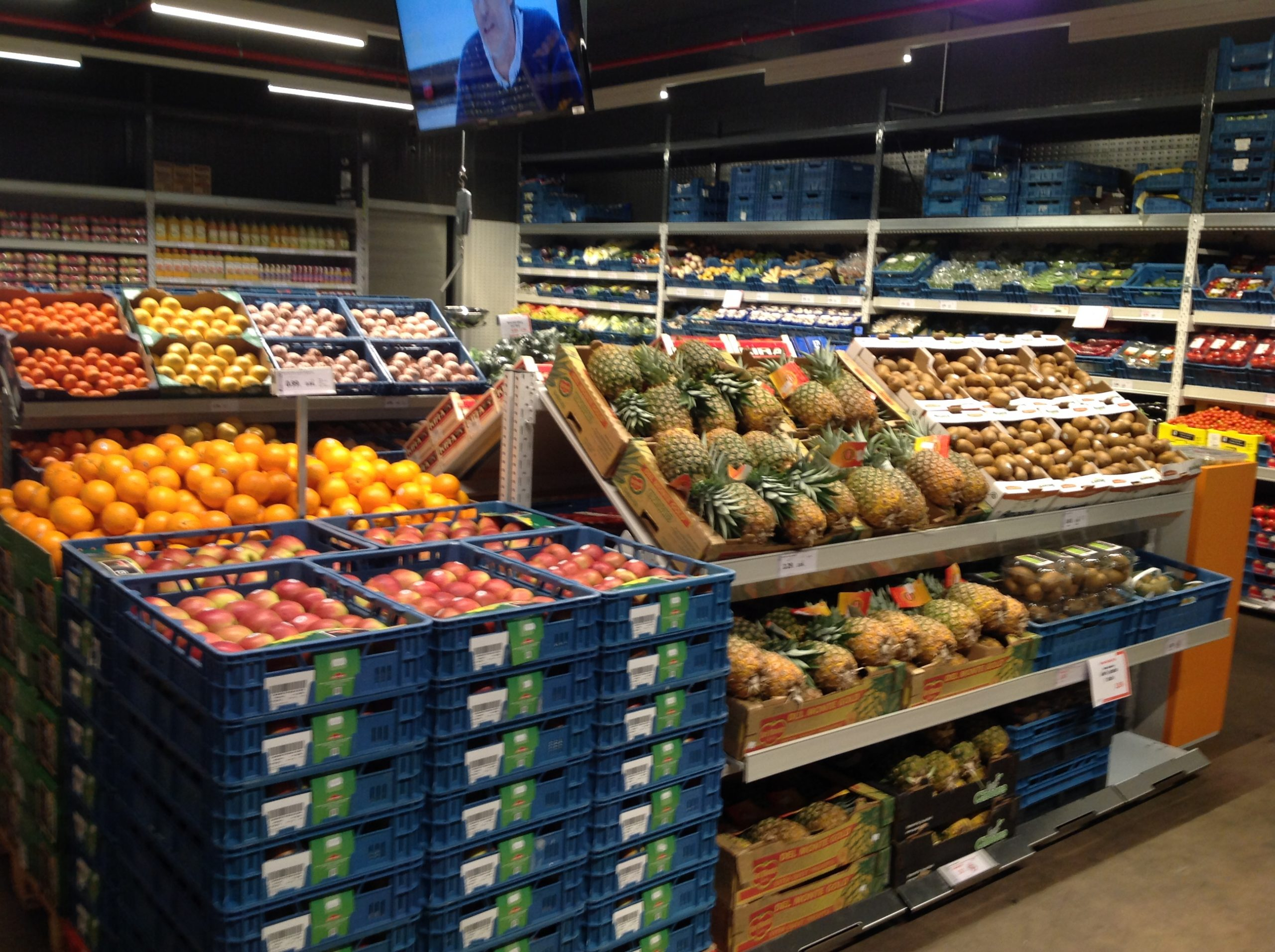 Priorities for the Colruyt group include innovation in e-commerce, and helping consumers choose healthy and sustainable products via 'simplicity in retail'.