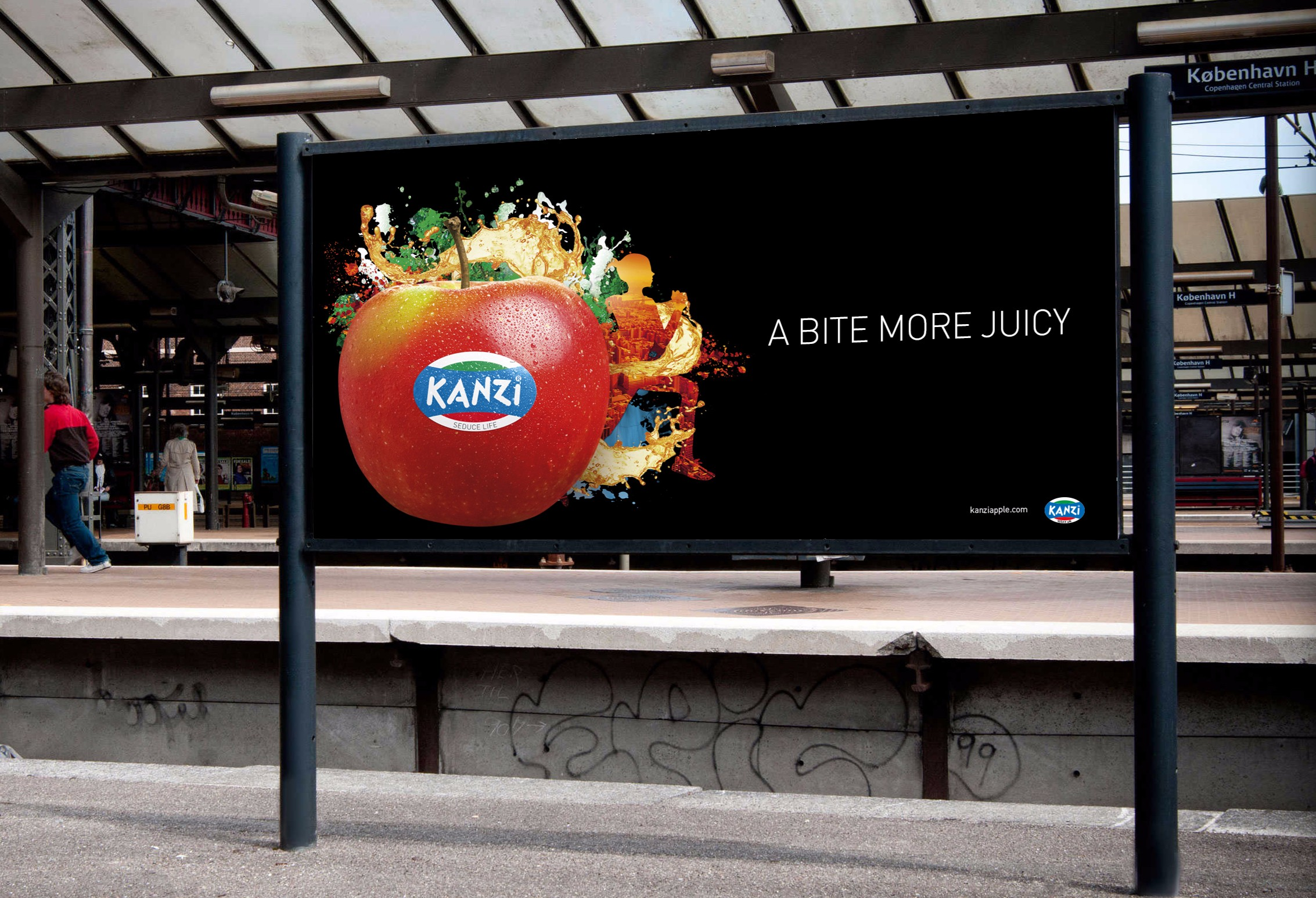 Kanzi® apples launches season with a new consumer campaign - Seduce Life