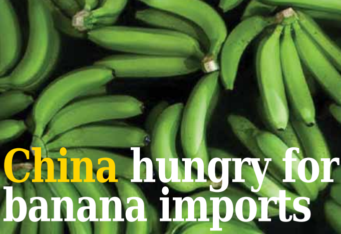 China's per capita consumption doubles over a decade from 5 to 9.5kg, and imports quadruple to 1.5 billion tons.