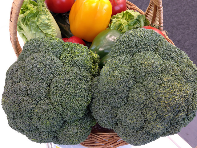 Broccoli imports within the European Community have remained quite stable over the last 3 years