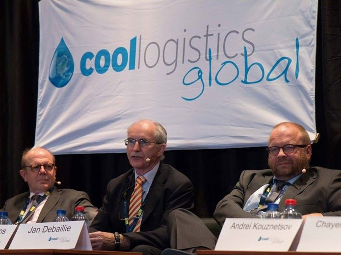The 7th Cool Logistics Global Conference covered issues in the cooled logistics of perishables ranging from the importance of tracking and tracing to improved schedule reliability.