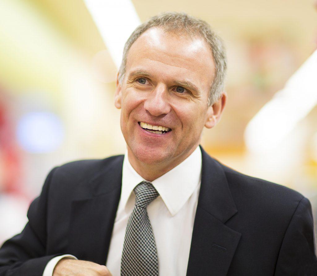 Dave Lewis Tesco boss