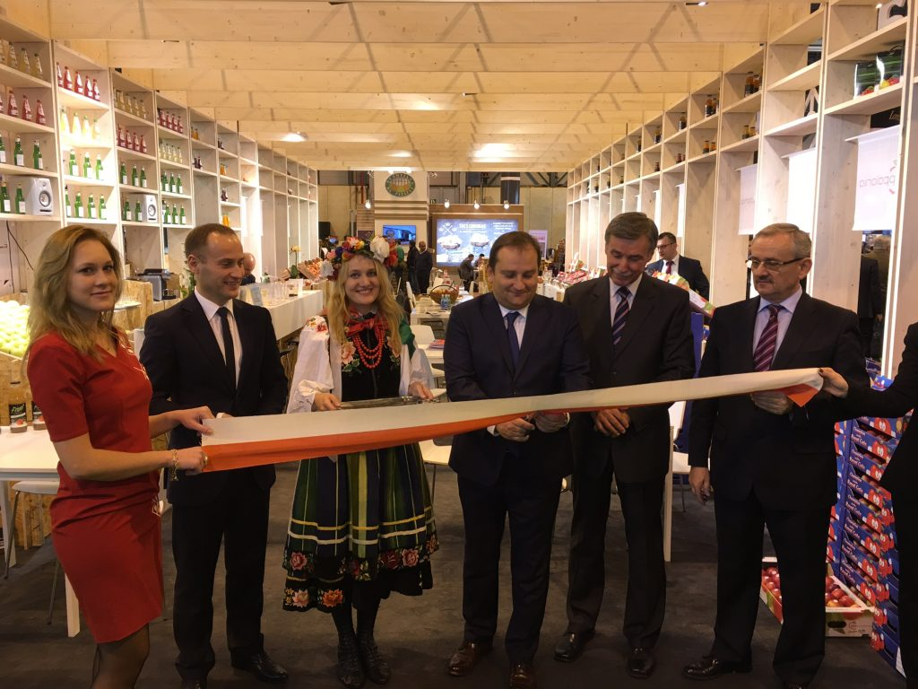 There were 25 Polish companies presenting their fruits and vegetables at Fruit Attraction in Madrid last week – triple the number at the country's first formal participation at the fair, in 2013.