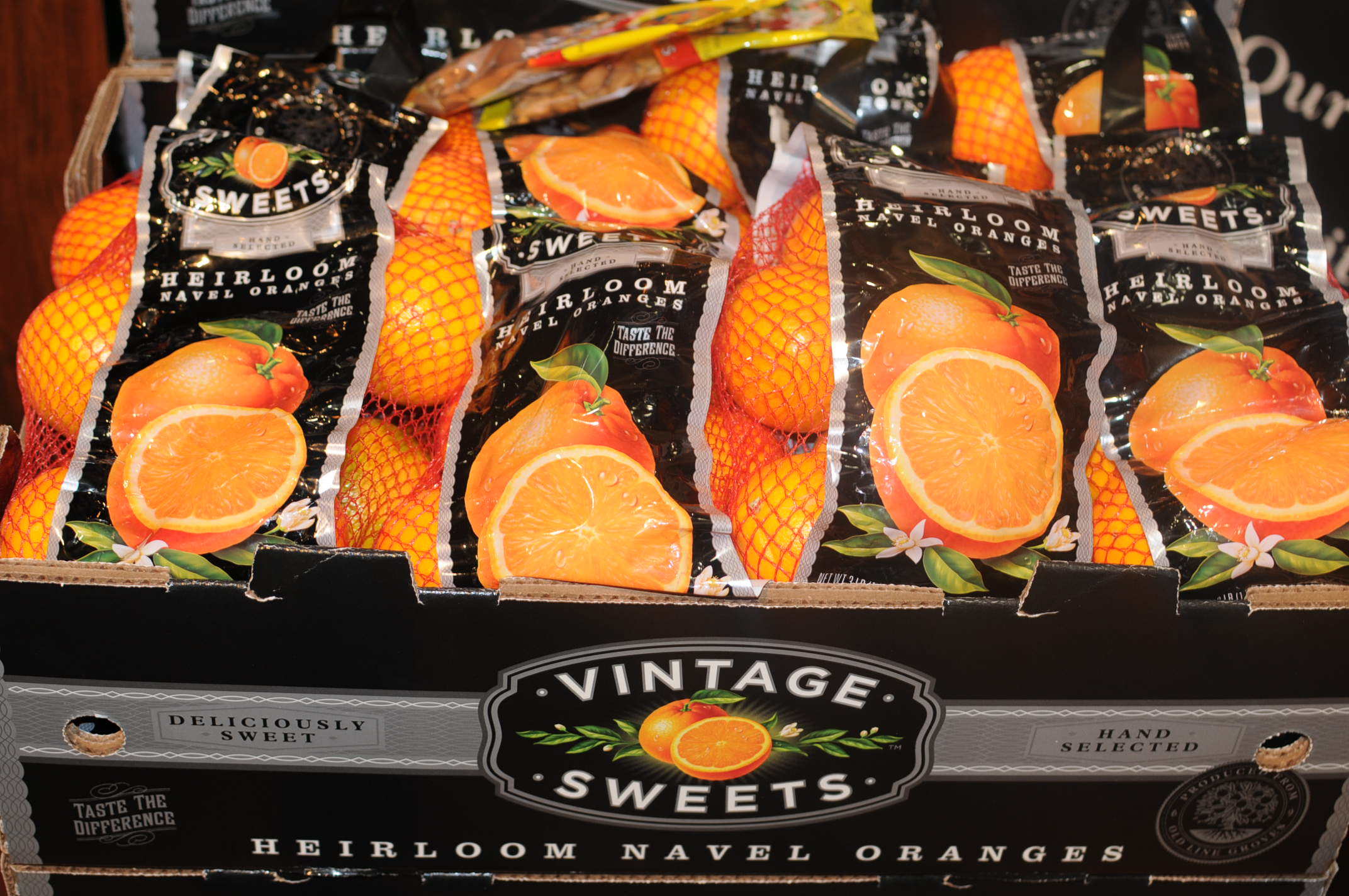 Expanding the Cuties® line, introducing new Vintage Sweet™ heirloom navel oranges and capturing significant kiwi market share with Mighties™ are some of the major successes of which Sun Pacific is proud.