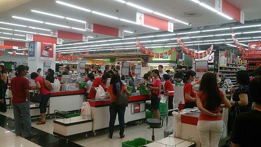 FairPrice_Supermarket,_Nex,_Singapore_-_20140216