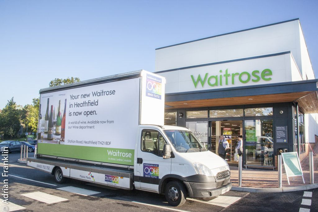 Waitrose expects to create 1,500 jobs in new branches and its e-commerce grocery depot in 2016.