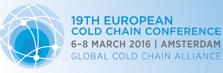 Over 100 high level professionals representing the temperature controlled supply chain industry including cold storage, transportation, logistics, distribution and construction are expected to attend the 19th European Cold Chain conference in Amsterdam, March 6-8.