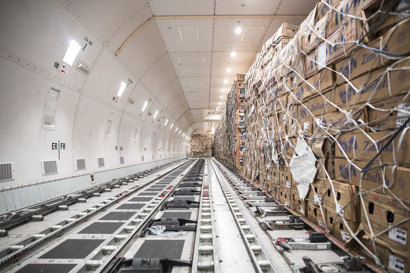Air France-KLM-Martinair Cargo and its partners serve the main freight corridors for perishables between Schiphol and perishable exporting countries such as Colombia, Ecuador, South America and Kenya.