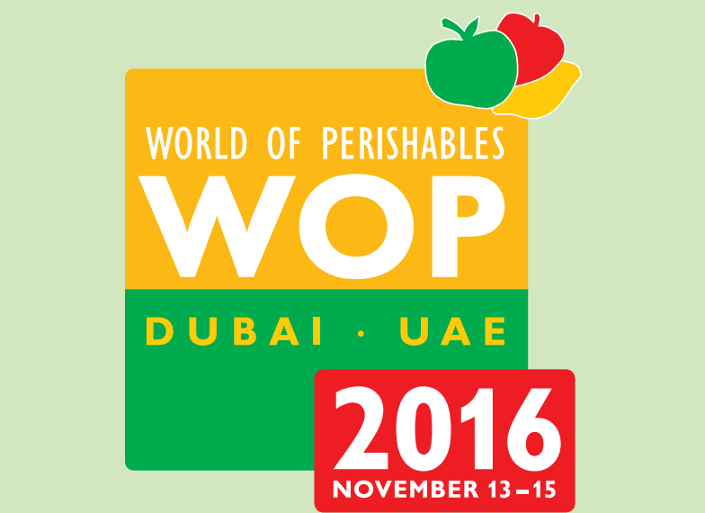 WOP DUBAI 2016 will take place November 13–15 at Dubai World Trade Centre.