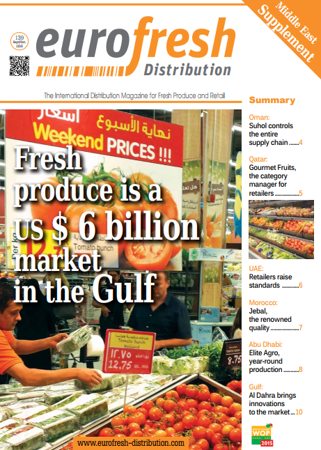 Eurofresh Distribution's latest Middle East supplement is now available to read online.
