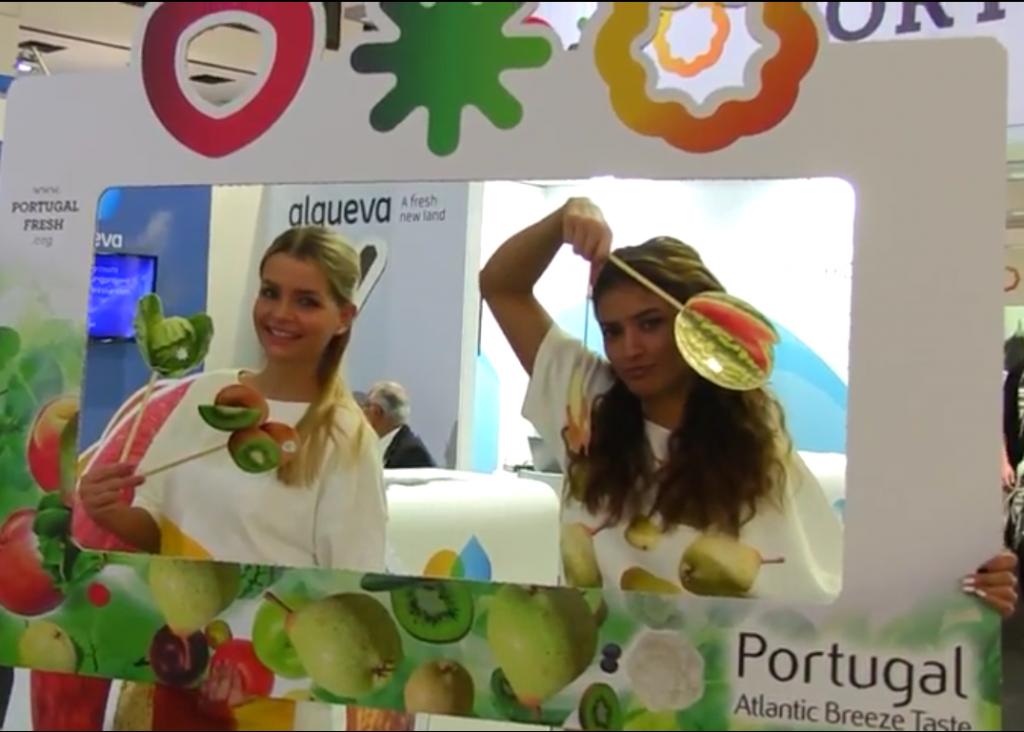 Portugal Fresh's Fruit Logistica 2016 highlights video