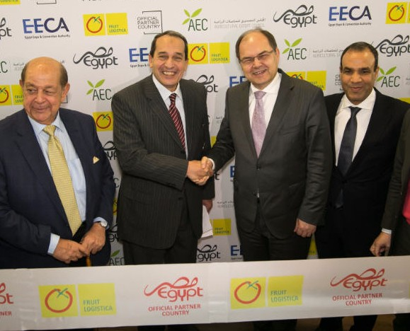 Egypt's agriculture catapulted to international success at FRUIT LOGISTICA 2016