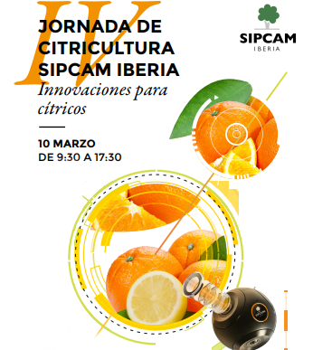 Sipcam Iberia, one of the most important company in the plant protection sector in Spain, will celebrate its IV Citrus Meeting in Masia Aldamar, Valencia, on March 10.