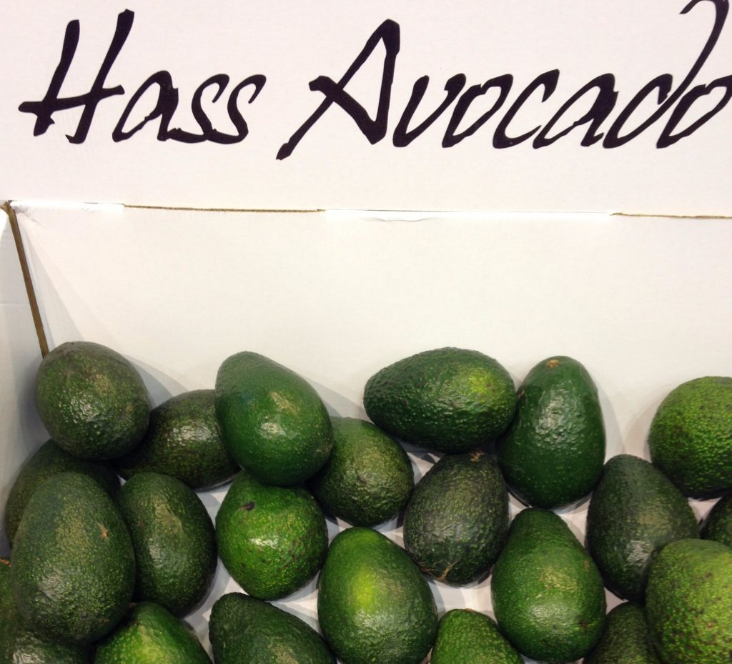 US avocado consumption has grown at an annual rate of 16% since 2008.