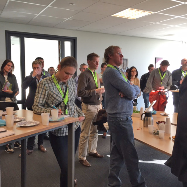 General manager for Biobest Netherlands Bart Sosef said a recent bus tour with growers was a great opportunity to share the company's unique perspective on biological control and pollination.