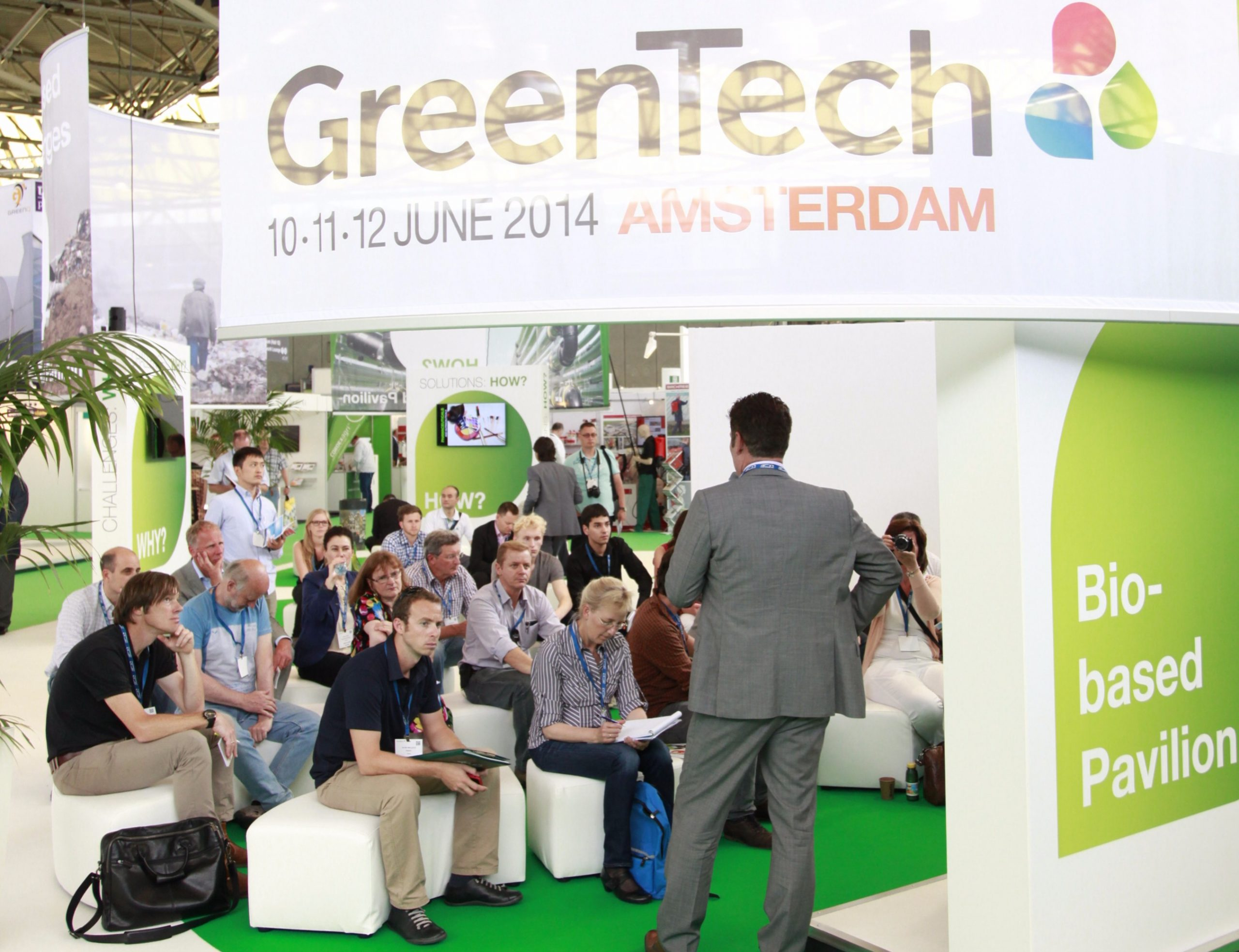 GreenTech is the global meeting place for all professionals involved in horticulture technology in RAI Amsterdam, the Netherlands.