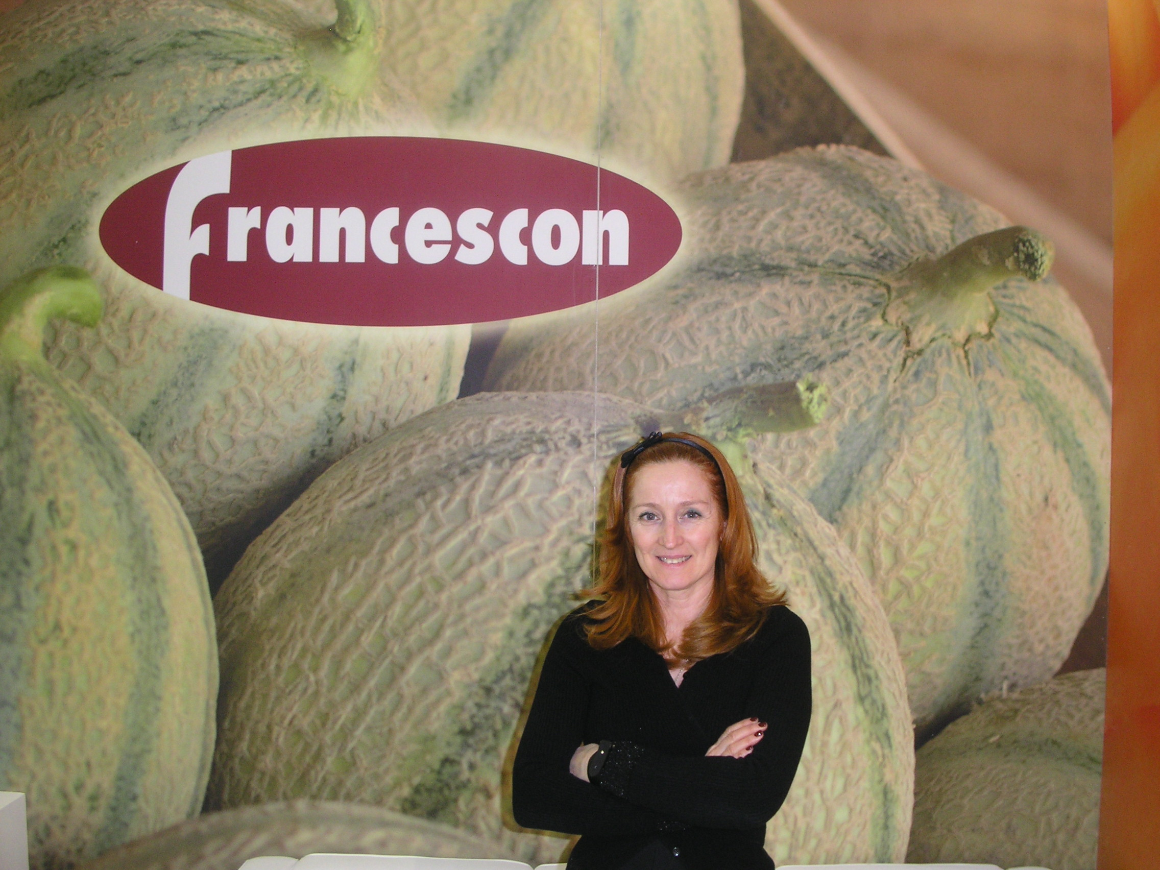 Francescon's off-season began at the end of February with the arrival of cantaloupe melons from Senegal, where it directly farms 120 ha, equating to 4,000 tons of product.