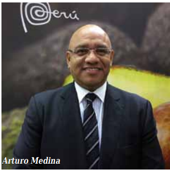 Emphasising their insistence on complying with the very highest quality requirements, this year they will have a seal of guarantee for importers, ensuring that the fruit they buy from Peru has at least 22.5-23% of dry matter