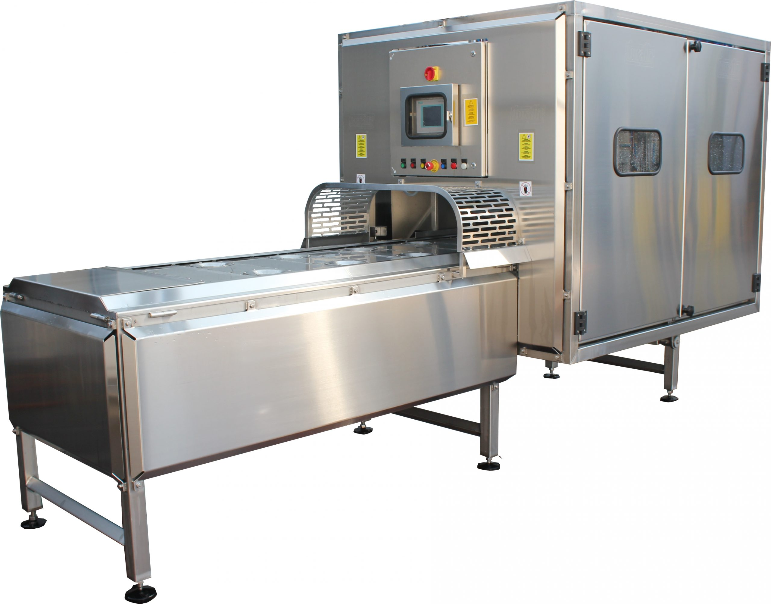Turatti has always been a group that looks to innovation, based on constant synergies between the four divisions: Food Processing, Food Service, Automation and Dionysus.