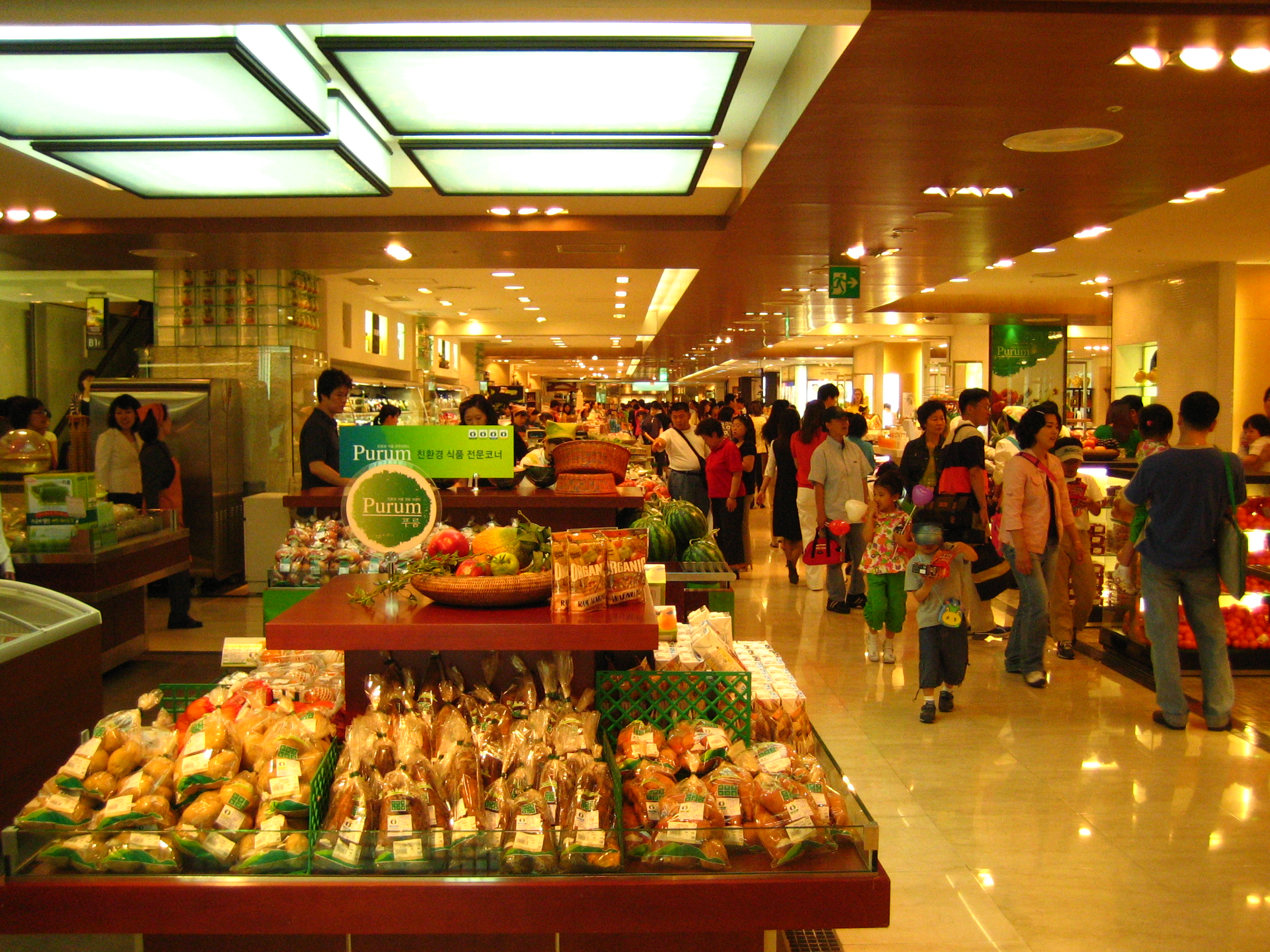 What exporters need to know about the Japanese retail food industry.