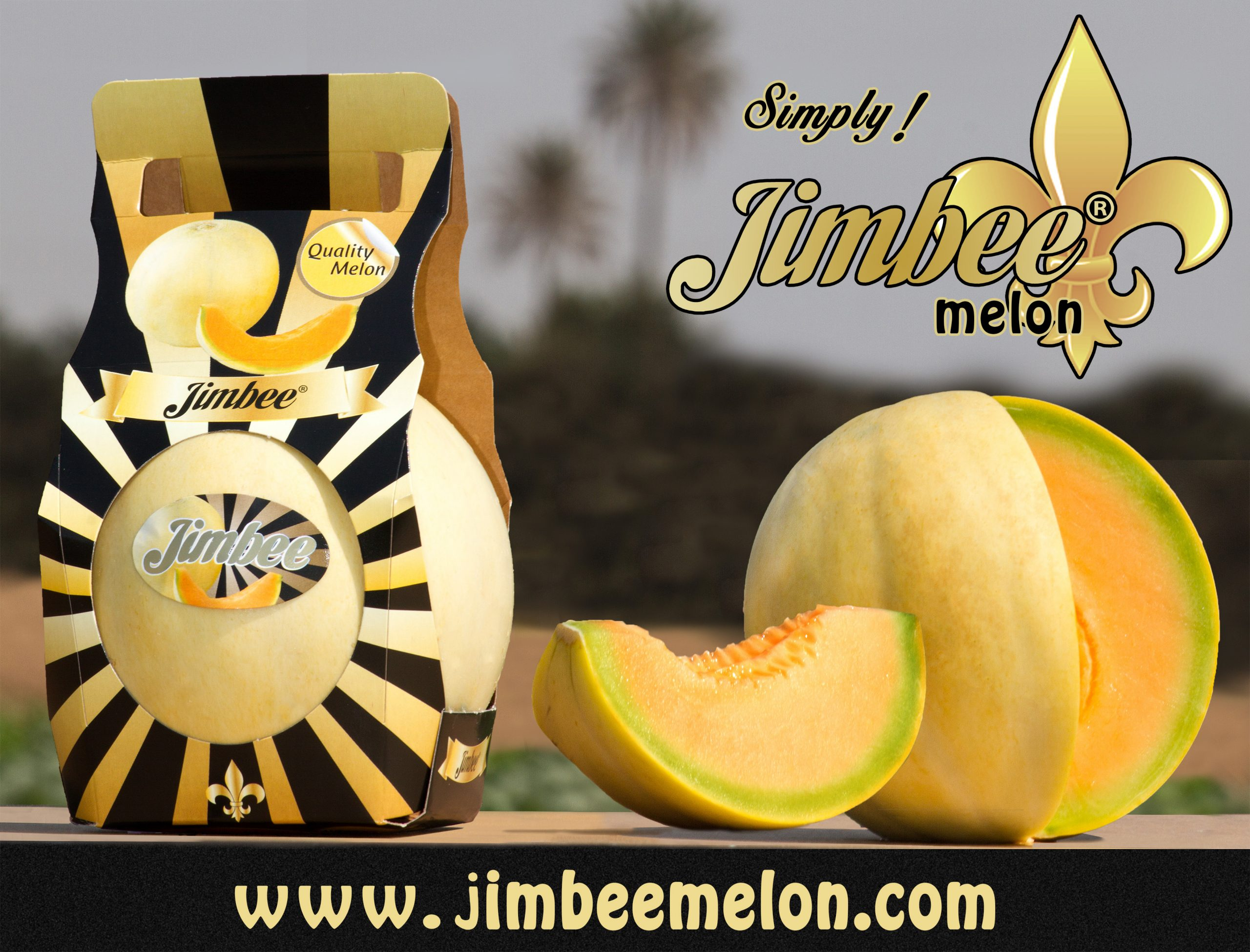Okashi is a traditional Galia melon but with a unique taste, an intense aroma and unbeatable quality characteristics
