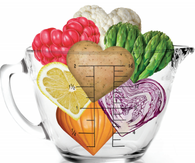 """The Quebec Produce Marketing Association's """"I love 5 to 10 servings a day"""" campaign reminds people about the importance of eating more fruits and vegetables as part of a healthy lifestyle, and about the variety of ways in which their benefits can be enjoyed."""