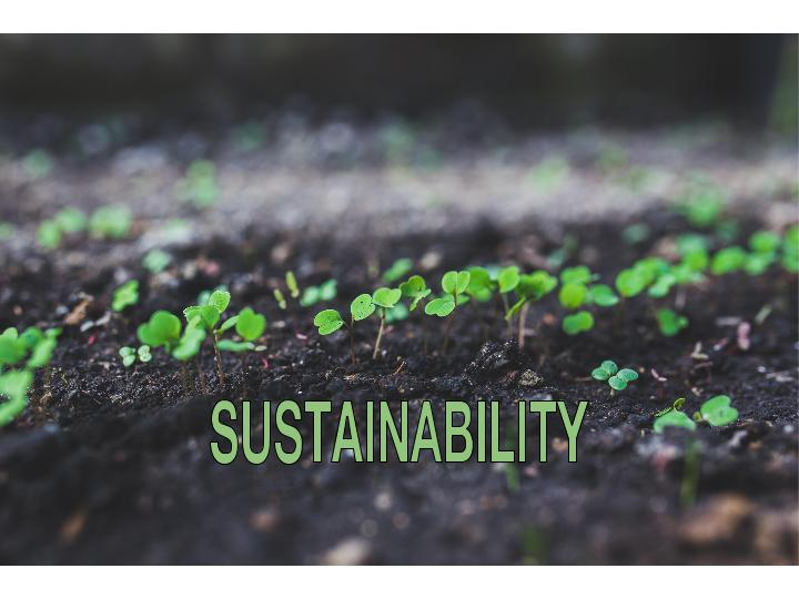Environmental experts say the expected growth in vegetable consumption offers opportunities to make the food chain more sustainable.