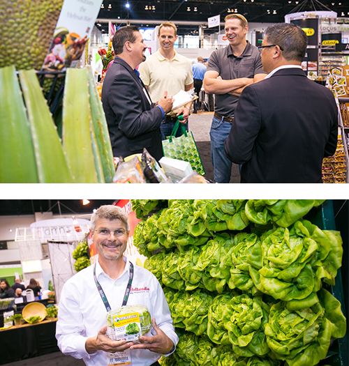 United Fresh 2016 promises the chance to network with thousands of customers, suppliers and potential business partners throughout three days of stimulating education, fun social events, and industry gatherings recognising top chefs and supermarket produce managers.