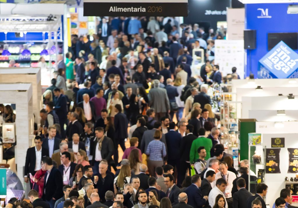 Alimentaria Barcelona, Spain's biannual food and drinks fair, is becoming more international.
