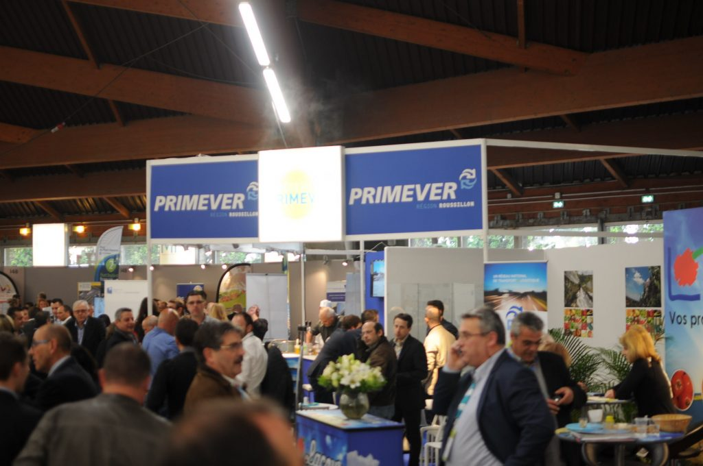 The Medfel fair, now in its eighth edition, was organised by the South of France Development teams. Saint-Charles Export and the platform MP2 were responsible for the animation of the stands of 43 companies, present on more than 500 m2.