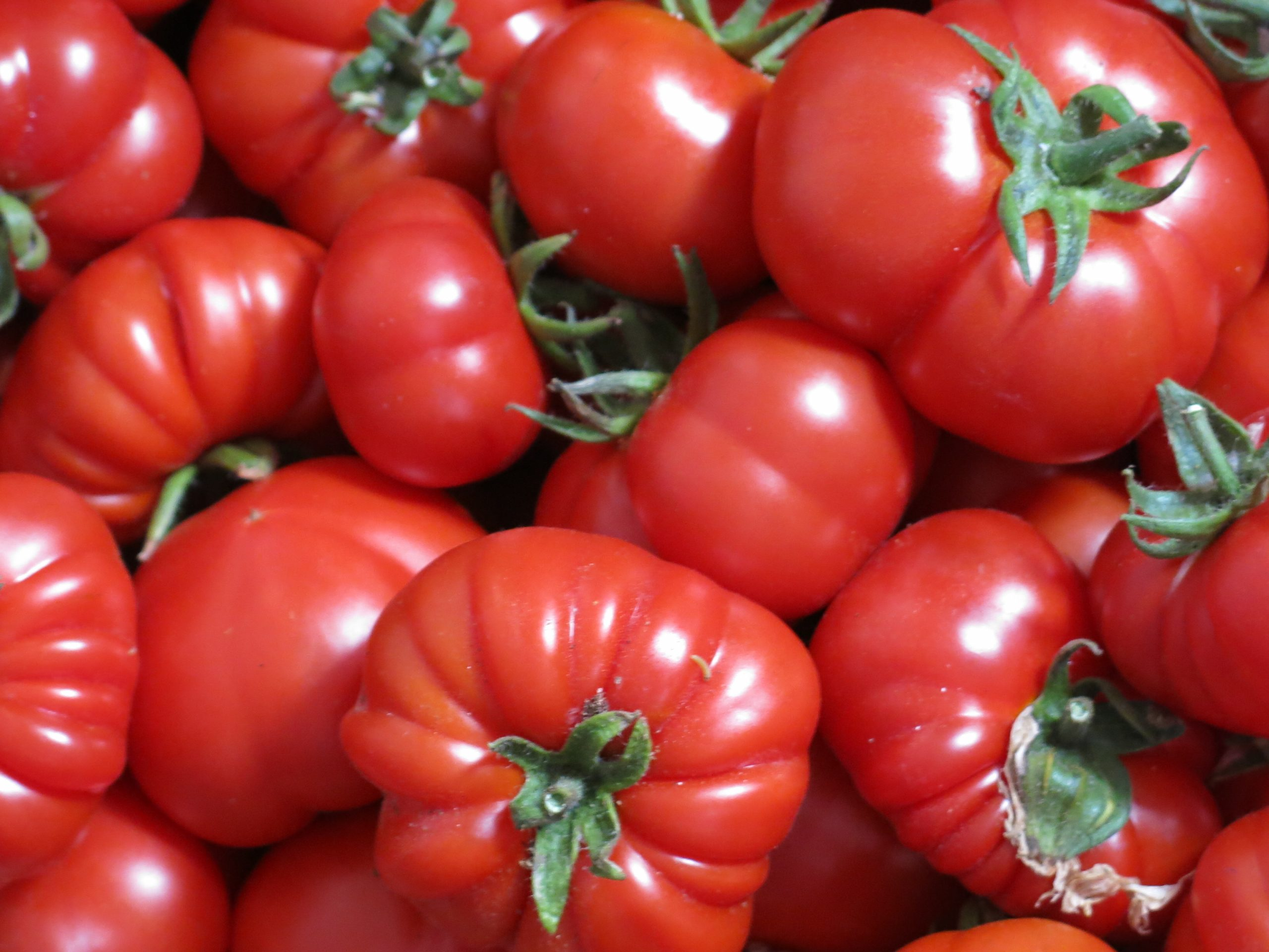 Worldwide production of tomatoes shows an upward trend, but the same can't be said for per capita consumption of fresh produce