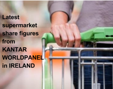 The latest supermarket share figures from Kantar Worldpanel in Ireland, published today for the 12 weeks ending 22 May 2016, show a strong sales boost for the grocery market with sales increasing by 4.0% compared with last year.