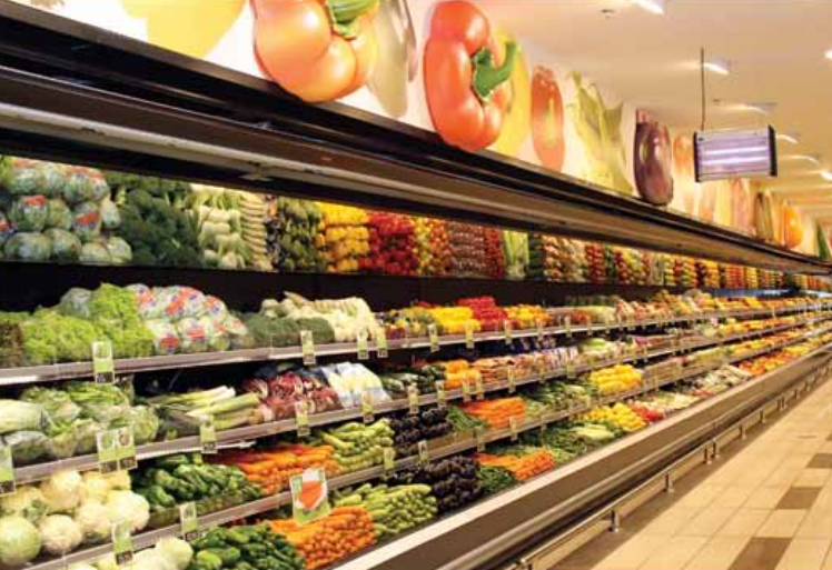 The food and beverages sector recorded an increase of 2.1%, with imports into Saudi Arabia coming from 40 countries around the world, mainly with fruit and vegetables