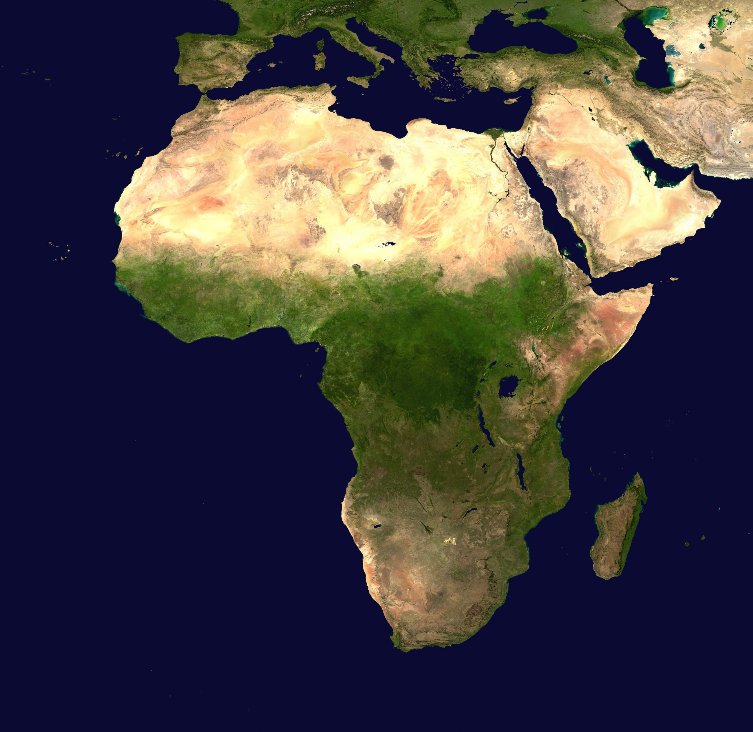 More than a million tons of fruit and vegetables are exported by the EU to Africa