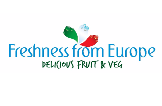 Project Freshness from Europe is co-financed by major companies in the sector such as Cicco/Mazzoni, Apo Conerpo, Apofruit, Alegra, Assomela, King Fruit Ceradini, Naturitalia, Made in Blu, Origine Group, Oranfrizer and Conserve Italia, which together represent an aggregate of 60% of Italian fruits and vegetables.