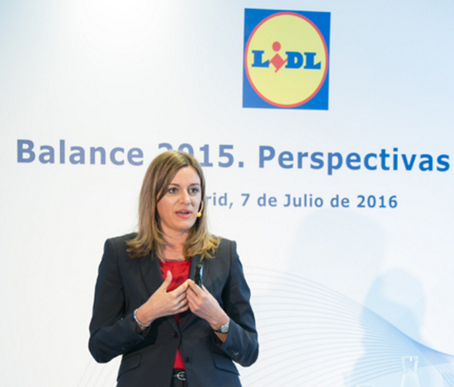 German supermarket giant Lidl says it is planning the construction of 40 new stores in Spain as part of a record investment of €350 million in the country this year, a third higher than that of 2015.