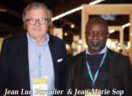 The Cameroonian company UNAPAC, which produces bananas and pineapples, was one of the African market's representatives invited to the French fair Medfel as importers.