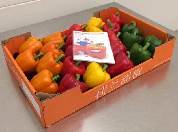 After years of preparations, the first Dutch peppers will be exported to China mid July, said Paul Schriel, sales manager at Global Green Team, a Dutch fruit and vegetable trading company that operates worldwide.