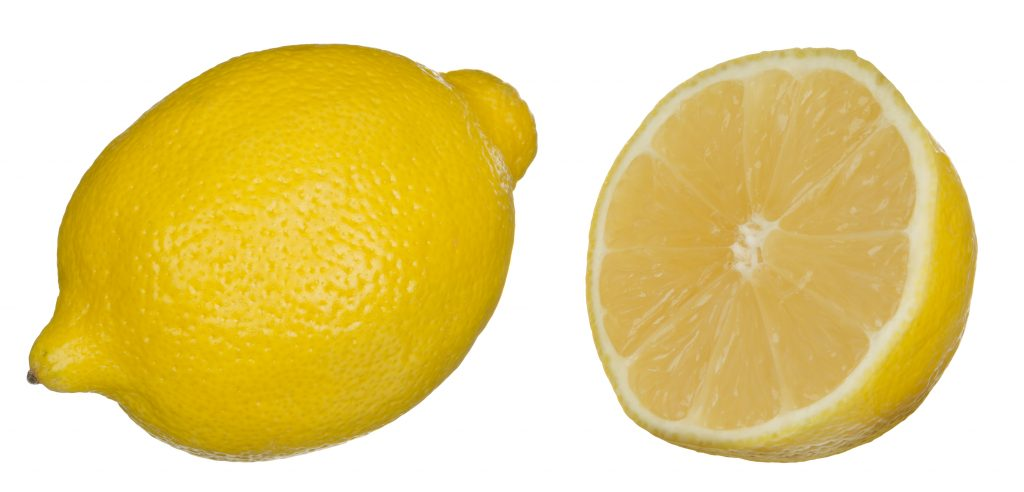 'Non-supermarkets' accounted for a 20% share of lemon sales over the 12 month period.